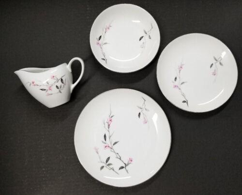 Fine China of Japan  Cherry Blossom Dinner plate