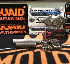 OEM Harley 3/4 Axle Timken Wheel Bearings And Spacers(internal) (3)
