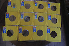 10 original Thick Stax COMPANY SLEEVES NORTHERN SOUL 45