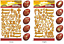 Golden-Stickers-for-Decoration-Easter-Egg-Patterns-Doves-Angels-Pomegranate-Dye thumbnail 1
