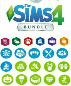 The-Sims-4-20-DLC-Collection-8-expansions-packs-PC-MAC-Downloadable-account