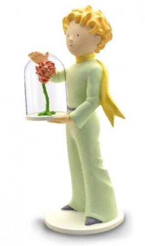 Le Petit Prince statuette Collector Le Petit Prince et la rose 21 cm 01128