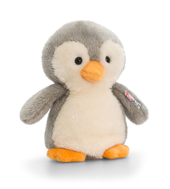Keel Toys Pippins Penguin 15cm New With Tags