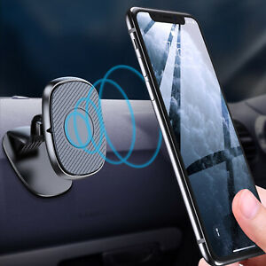 360° Car Mount Cradle Magnetic Holder Stand For Mobile Cell Phone GPS iPhone 12