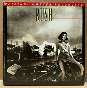 MFSL GOLD CD UDCD-772: Rush – Permanent Waves - 2007 USA Numbered OOP NM