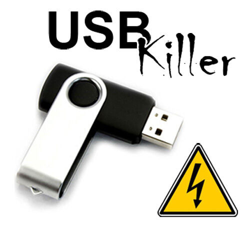 USB Killer Test Shield Adapter Pendrive Flash Anonymous Edition