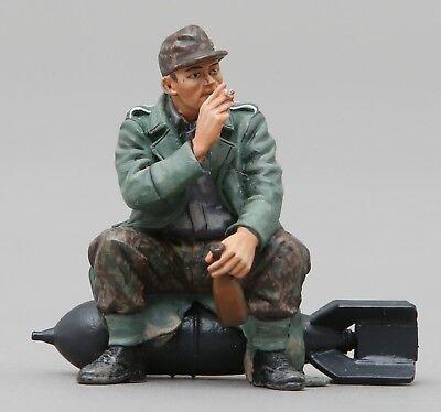 THOMAS GUNN WW2 GERMAN SS061A THE LAST SUPPER SS SITTING ON BOMB NORMANDY MIB