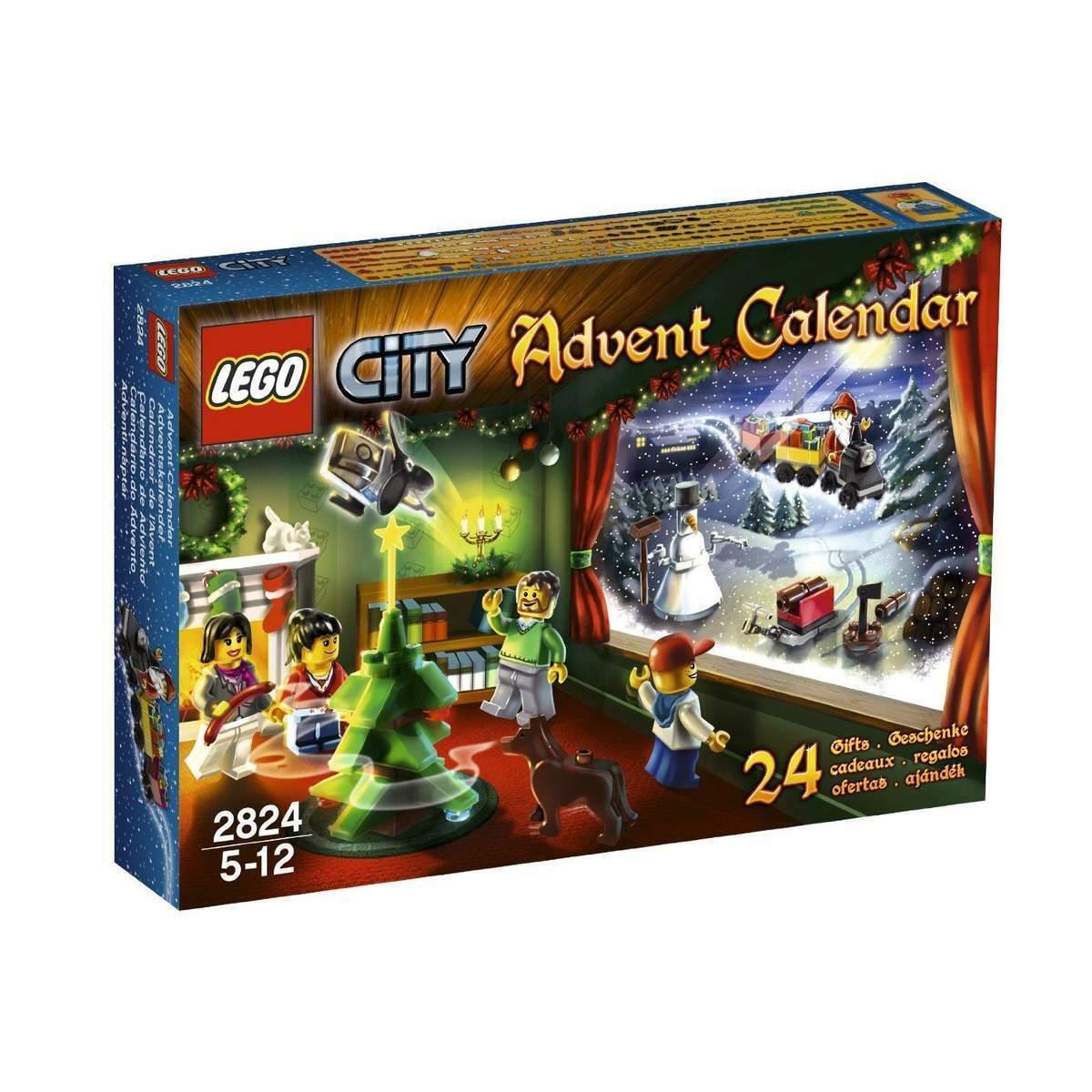 LEGO® City - 2824 - City Adventskalender a4dd69