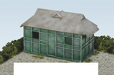 Wills SS39 Crossing Keepers Cottage 1//76 Scale 00 Gauge Plastic Kit 2nd Class Po