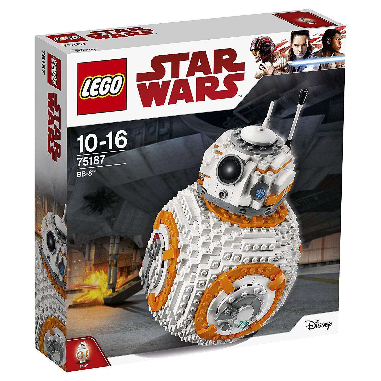 LEGO Star Wars 75187. Juego de construcción BB-8. De 10 a 16 años