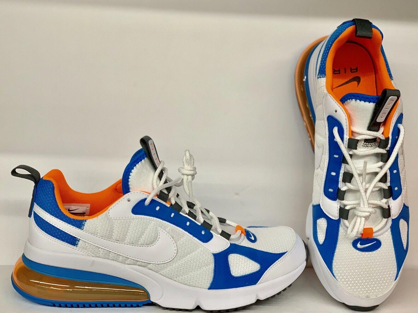 98be93c28102 Nike Air Air Air Max 270 Futura Men s running shoes AO1569 100 Size 10  202f3d