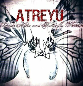 ATREYU-suicide-notes-and-butterfly-kisses-CD-album-hardcore-rock-heavy-metal