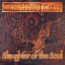 AT THE GATES - SLAUGHTER OF THE SOUL (REMASTERED,BLACK VINYL)  VINYL LP NEU