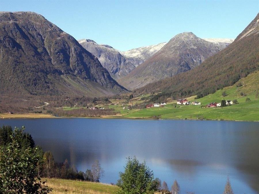Sommerhus, Regioner:, Sogndal