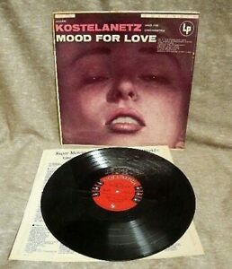 ANDRE KOSTELANETZ & His Orchestra~Mood For Love~COLUMBIA CL-704