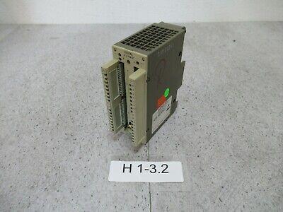 SIEMENS I//O MODULE SIMATIC S5 6ES5 482-8MA12 6ES54828MA12 24 VDC USED