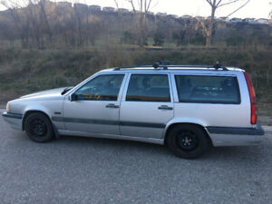 1994 Volvo 850 Turbo Wagon