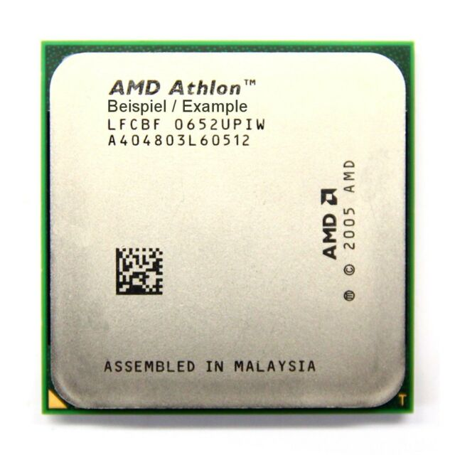 AMD Opteron 1210 1.8GHz Socket AM2 CPU OSA1210IAA6CS Dual Core Processor