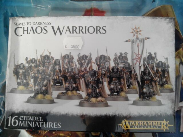 Warhammer - Age of Sigmar - Slave to Darkness Chaos Warriors 83-06 99120201047
