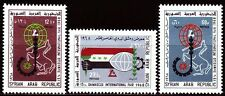 Syrien Syria 1968 ** Mi.1026/28 Messe Fair Pferd Horse Globus Globe