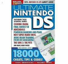 Ultimate Nintendo DS Cheats, Guides and Tips 2008 Edition: v. 3, Papercut, Good