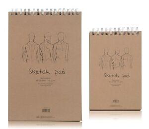 Skizzenblock-Sketch-pad-braun-in-Multiauswahl