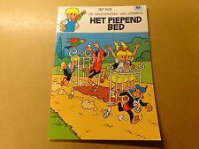 STRIP / JOMMEKE 89: HET PIEPEND BED | Herdruk 1991
