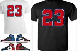 EXCLUSIVE-TEE-T-SHIRT-3-TO-MATCH-AIR-JORDAN-1-TOP-3-BANNED-BREDS-ROYALS-CHICAGOS