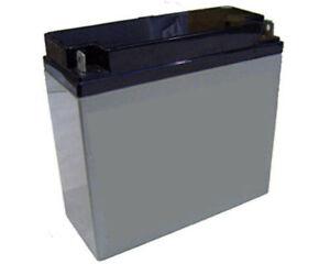 Accu Ac12180, Ac12210, batterie de rechange 12v