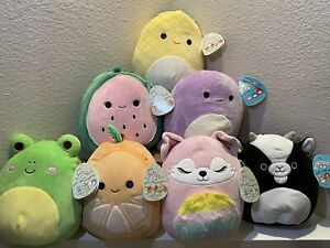 Squishmallows Birthday 8 Inch Mystery Pack 3pack