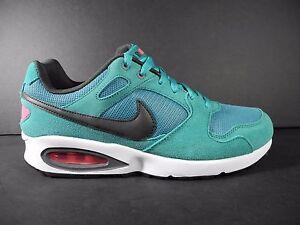 Nike Mens Air Max Coliseum Racer Black Running Shoes 11 D US