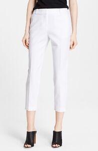 NWT-Kate-Spade-Margaux-Crop-Pants-White-248-0