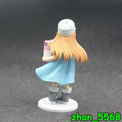 Hataraku Saibou Platelet PVC Figure New In Box Anime Cells at Work