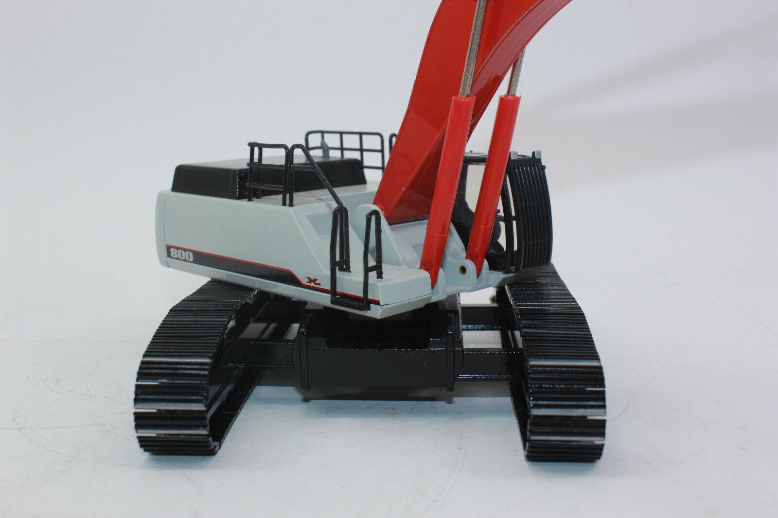 Conrad 2939 Link Belt 800 x2 Chaînes Excavateurs avec Télescope Sous Voiture 1 50 neuf + neuf dans sa boîte