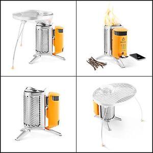 c426da42516 BioLite CampStove 2-Wood-Burning Light Weight Stove USB Flex Light ...