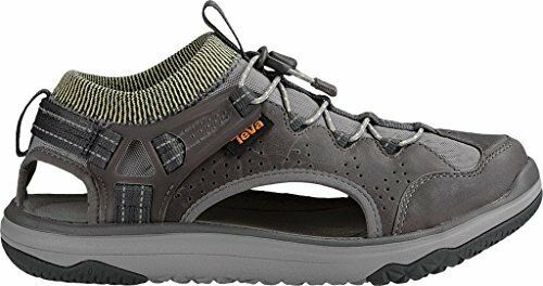 489eac626 Teva Women s Terra-float Travel Lace Sport Sandal 7 M Smoked Pearl ...