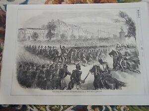 1851 ème 37/paris-afficher Le Titre D'origine
