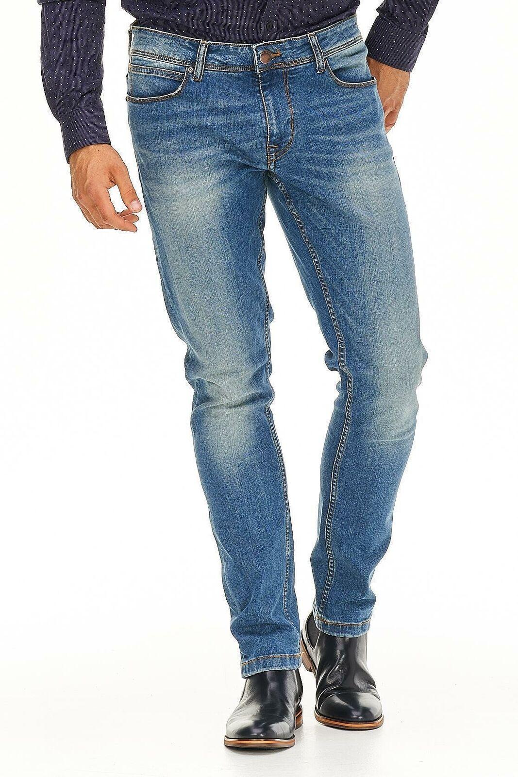 Gaudi - Martin Jeans Herren Hose blau Designer Neu