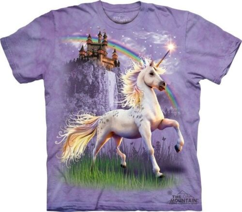 Unicorn Castle Kids T-Shirt from The Mountain Youth Child NEW