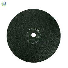 Buffalo Dental Lab Model Wet Trimmer Abrasive Reversible Disc Wheel 12 Coarse