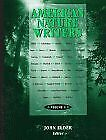 American Nature Writers Edition 1   Scribner Writers