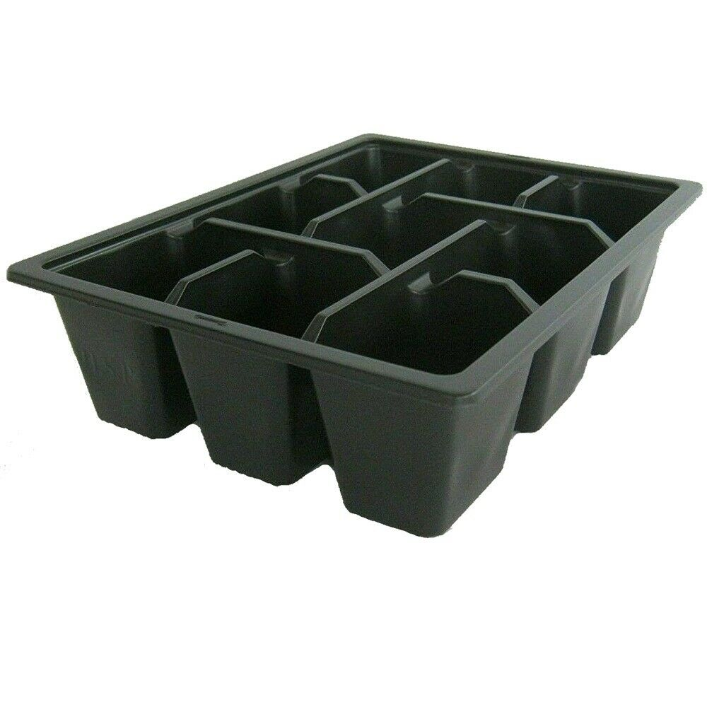 9 Cell Packof 100 Professional Grade Seed Trays Bedding Plant Seed Propagat Tray