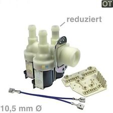 Solenoid Valve Washing machine Original Miele 1678013 Outlet 1 reduced