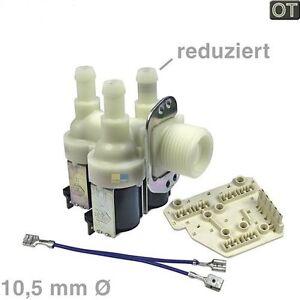 magnetventil ventil waschmaschine original miele 1678013. Black Bedroom Furniture Sets. Home Design Ideas