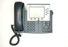 Cisco Cp 7961g Unified Ip Phone Voip Telephone 7961 No Ac Adapter