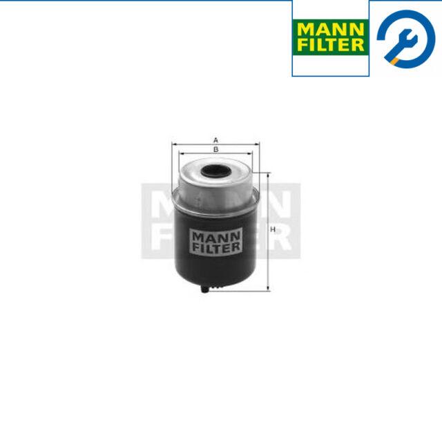 Kraftstofffilter MANN-FILTER
