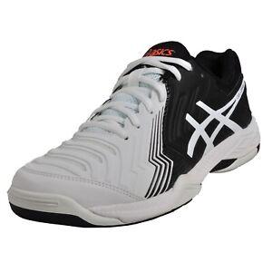 0190 Gel Game blanc E705y 6 sport Asics chaussures noir de FlJTKc1