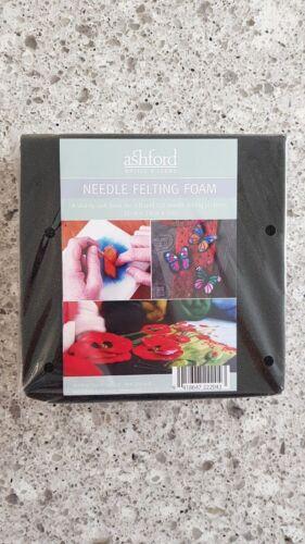 Ashford Needle Felting Foam Block 150 x 150 x 50 NFF15