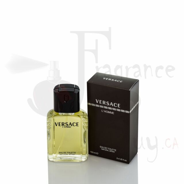 Versace L'homme M 100ml Boxed