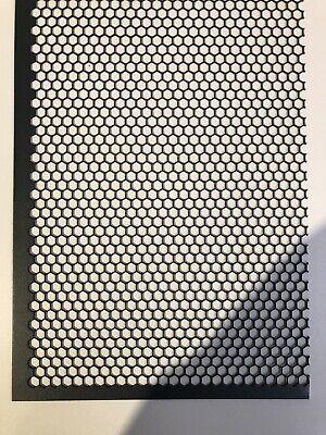 Lochblech Streckgitter Hexagonal Sw 8-8,7 1,5mm Lackiert